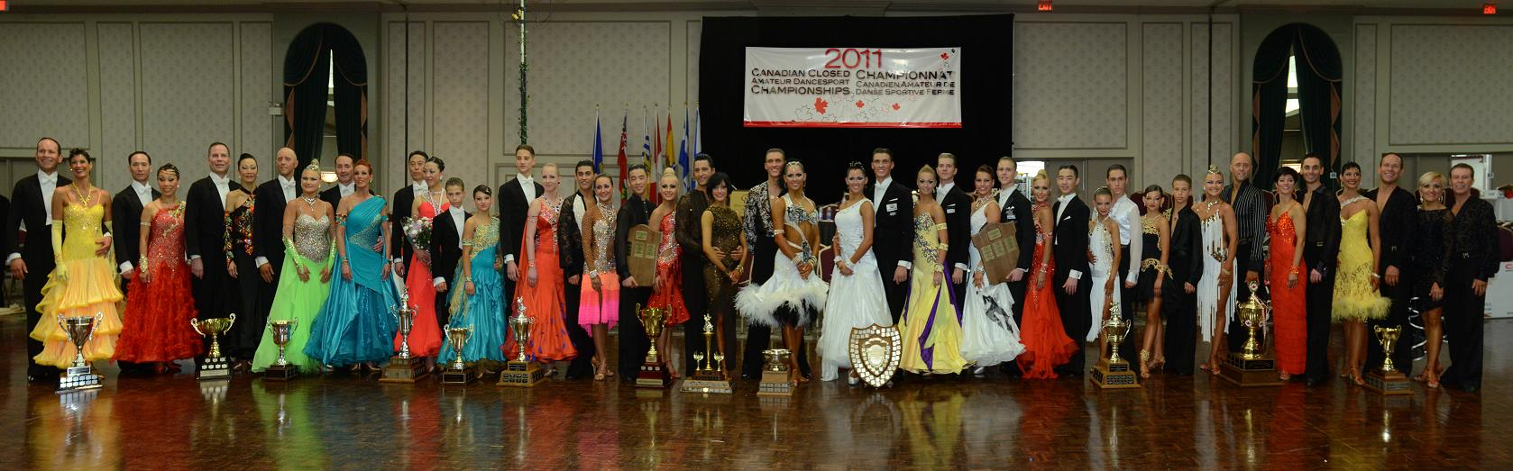 2011 Canadian Closed Competition <br>